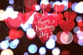 Složený obraz šťastný valentines day