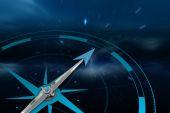 Kompas proti hvězd