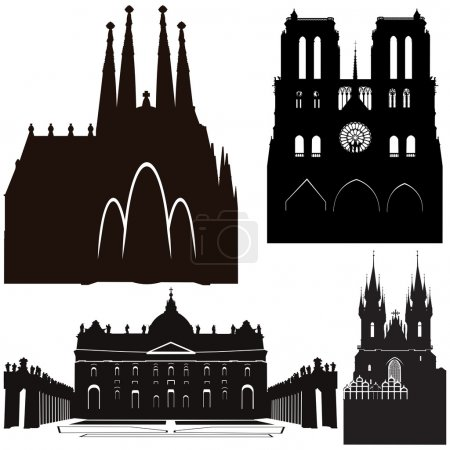 Famous cathedrals