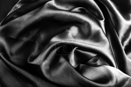 Abstract background luxury cloth or wavy folds of silk texture s