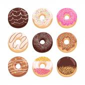 Donuts collection part 2