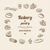 Bakery sketch