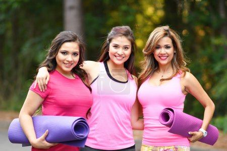 Group Fitness Workout