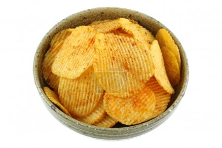 Potato chips with Thai Larb Flavor
