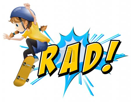 Rad flash