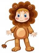 Kostým Lev