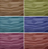 Texture in six different colors illustration