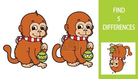 Monkey game.