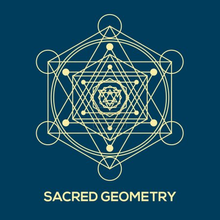 Sacred geometry. Hipster symbols and elements. Abstract Geometric Patterns with Hipster Style. Geometric shapes, triangles, line design.