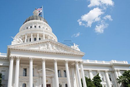 Photo for California State Capitol in Sacramento - Royalty Free Image