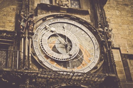 square and astronomical clock