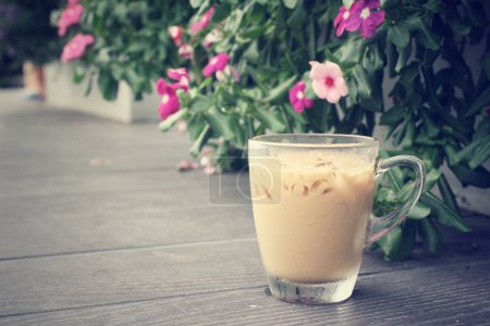 Photo for Iced coffee - Royalty Free Image