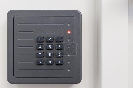electronic access control door box