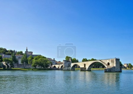 Avignon, old Bridge