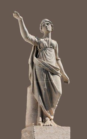 Ancient Leto Sculpture