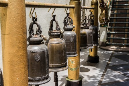 Temple Bells in Doi Suthep