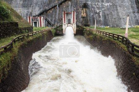 Neyyar River Dam in Kerala