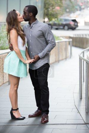 Sensually hot couple