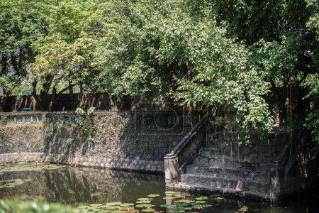Small Water Pool in Hoa Lu