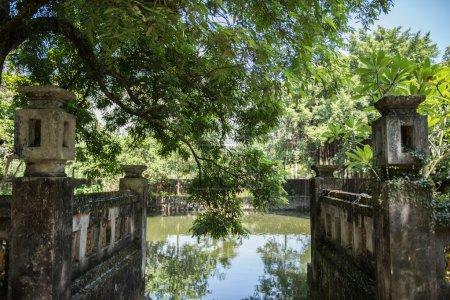 Water Pool in Hoa Lu