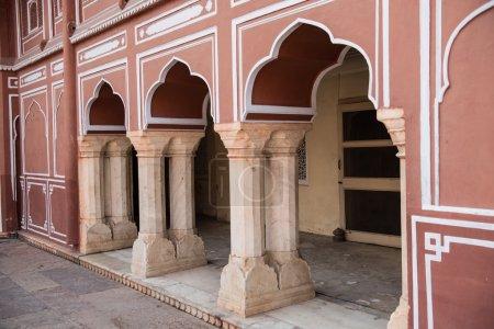 Inside Chandra Mahal