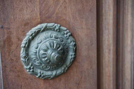 Aged Door Knob