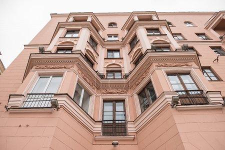 Beautiful Building in Minsk