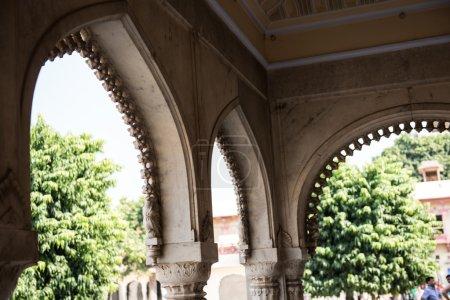 Inside Famous City Palace