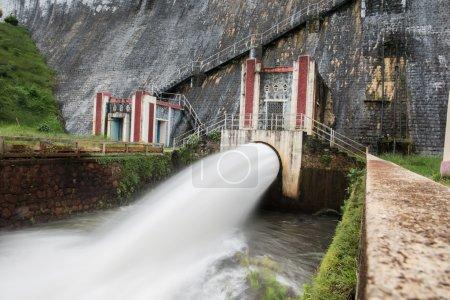 Scene at Neyyar Dam