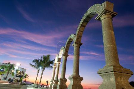 Los Arcos - Puerto Vallarta, Mexico