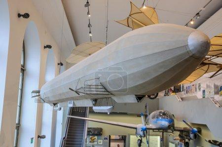DRESDEN GERMANY MAI 2015 Zeppelin