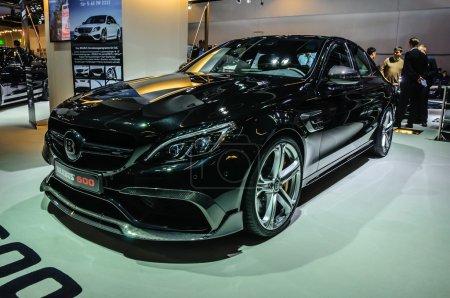 FRANKFURT SEPT 2015 MercedesAMG GT