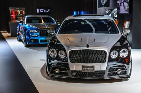 FRANKFURT SEPT 2015 Mansory Bentley