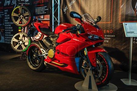 FRANKFURT SEPT 2015 Suberbike Ducati