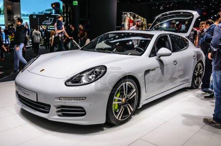 ФРАНКФУРТСЕНТЯБРЬ 2015 Porsche 970