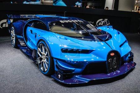 FRANKFURT SEPT 2015 Bugatti Chiron