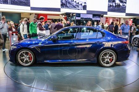 FRANKFURT SEPT 2015 Alfa Romeo