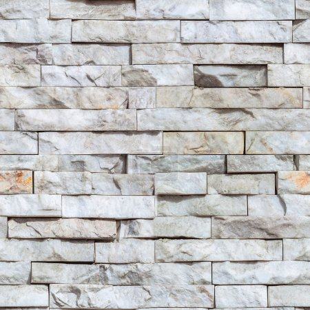seamless stone wall texture and background