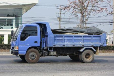 Private isuzu Dump Truck