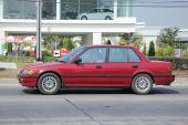 Soukromé staré auto Honda Civic