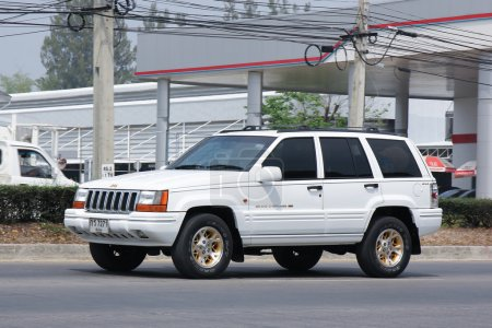 Private jeep Grand Cherokee car