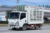 Постер Частная грузовой автомобиль Исузу
