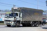 Soukromé nákladní automobil