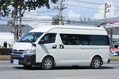 Soukromé Toyota dojíždějící van