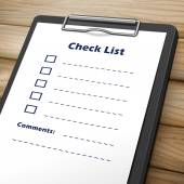 checklist clipboard illustration