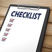 checklist clipboard illustration