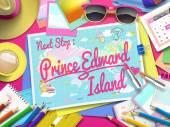 Prince Edward Island on map