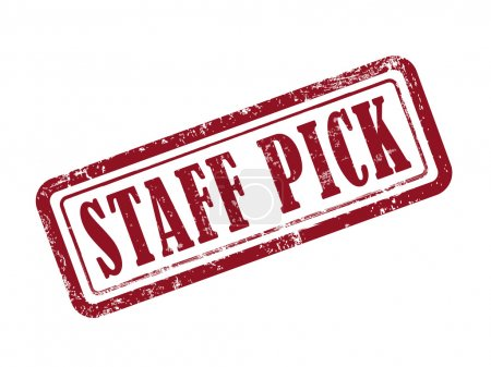 stamp staff pick in red