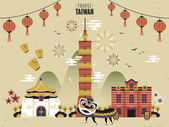 Taiwan travel design