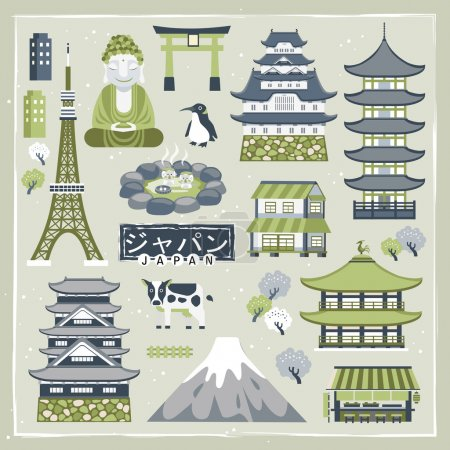 bel Japon voyage collections